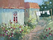 Joyce Hicks - Garden Path