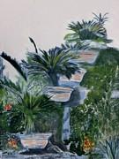 Dan Twyman - Garden Scene 2