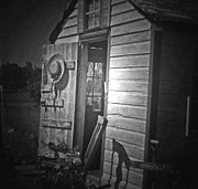 Country Scene Photos - Garden Shed TTV by Michael Allen