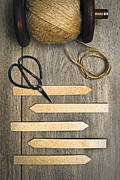 Tags Photos - Garden Tags by Christopher and Amanda Elwell
