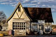 Jon Burch Photography - Gas Station