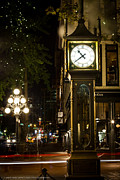 DGS Full Spectrum Photography - Gastown Steam Clock