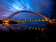 Craig Brown Art - Gateway Bridge by Craig Brown