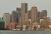 Boston Ma Prints - Gateway to Boston Print by Paul Mangold
