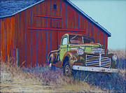 Metal Pastels - Gathering Memories by Tracy L Teeter