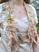 Shawl Tapestries - Textiles - Gatsby-sold  by Mirinda Reynolds