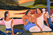 Paula Kerr - Gaugin Ladies