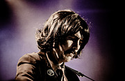 Fab Four Photo Prints - Gavin Leslie Pring as George Harrison Print by Salvador Gomez