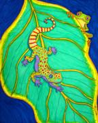 Nick Gustafson - Gecko and Frog