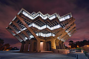 Eddie Yerkish - Geisel Library