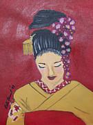 Kate Farrant - Geisha 1