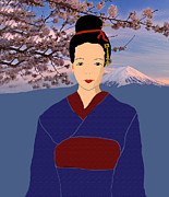 Kate Farrant - Geisha 6
