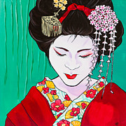 Emily Brantley - Geisha