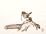 Roberto Prusso - Geisha playing the Koto