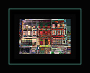 Gem Collection - New York In 1975 - Print Or Card Print by Miriam Danar