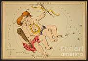 Science Source - Gemini Constellation Zodiac Sign 1825
