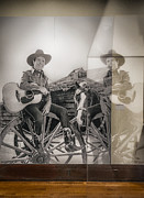 Autry Photos - Gene Autry Homage by Gary Warnimont