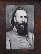 Fought Framed Prints - General J. Longstreet Framed Print by Martin Schmidt