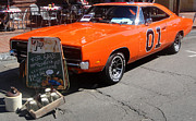 The General Lee Photo Framed Prints - General Lee Framed Print by Gregory Dyer