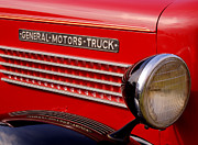 Thomas Young Photography Framed Prints - General Motors Truck Framed Print by Thomas Young