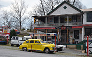 1949 Plymouth Prints - General Store Print by Brenda Dorman