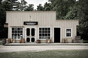 General Store Print by Jim Nelson