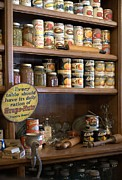 Liane Wright - General Store - Shelf...