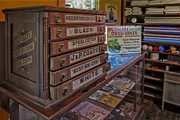 J.p. Photo Prints - General Store Print by Susan Candelario