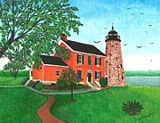Cyndi Kingsley - Genesee Lighthouse