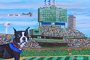Mike Nahorniak - Geno at Wrigley 2014