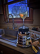 Egg-cup Photos - Gentlemen Start Your Blenders by Mark Miller