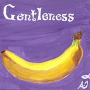 Gentleness Prints - Gentleness Print by Amber Joy Eifler