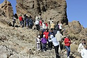 Science Photo Library - Geology tourism, Tenerife