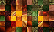 Irina Sztukowski - Geometric Abstract Design Evening Lights