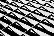 Grate Photos - Geometry Grate by Robert Woodward
