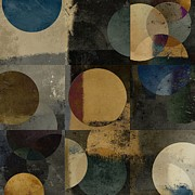 Geomix 01 - 111bt2a Print by Variance Collections