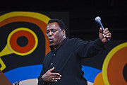 Crooner Photos - George Benson Dances by Craig Lovell