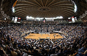 Sports Art - Georgia Tech Yellow Jackets Alexander Memorial Coliseum by Replay Photos