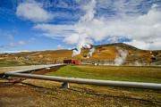 Patricia Hofmeester - Geothermal power station