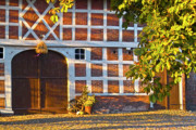Frame House Photos - German farmhouse by Heiko Koehrer-Wagner