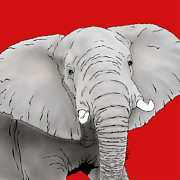 Tony Clark - Gertrude the Elephant