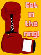 Pharris Art - Get in the Ring