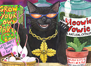 Black Cat Originals - Get Your Nip On by Catherine G McElroy