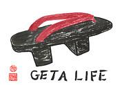 Geta Life Print by Terri Harris