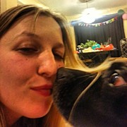Miriam Kelly - Getting #kisses From A...