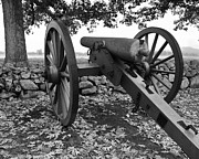 Solders Prints - Gettysburg Cannon 1 Print by Chris Post
