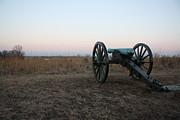 Pallet Knife Photo Prints - Gettysburg Print by Michael Kulick