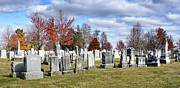 Civil War Battle Site Photos - Gettysburg National Cemetery by Brendan Reals