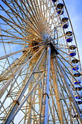 Mary Beth Landis - Giant Wheel in Color