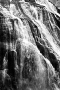 Bill Gallagher Photography Posters - Gibbon Falls Poster by Bill Gallagher